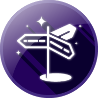 communities crossroads icon