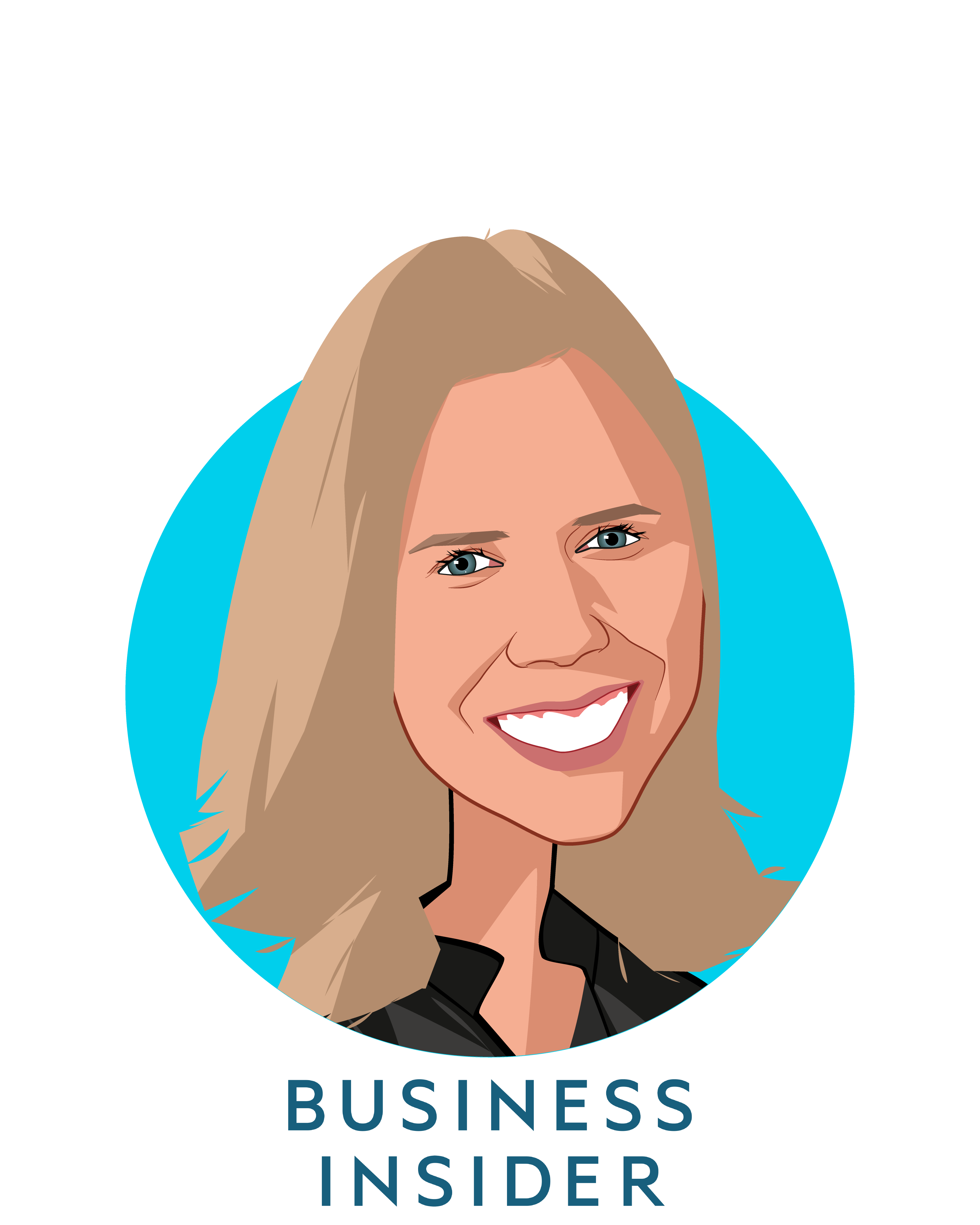 Main caricature of Lydia Ramsey, who is speaking at HLTH and is Senior Reporter at Business Insider